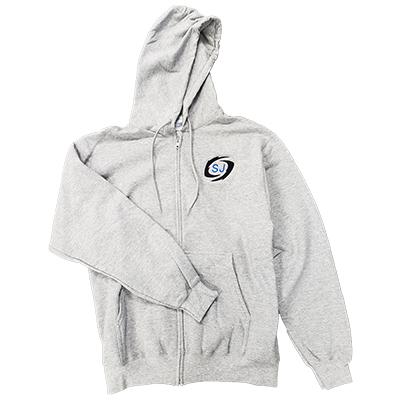 Middle School Mens Zip Sweatshirt
