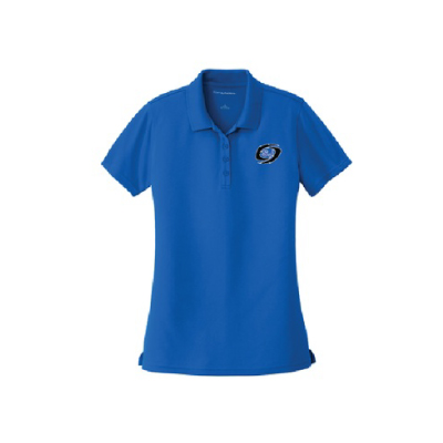 Ladies Micro-Mesh Polo
