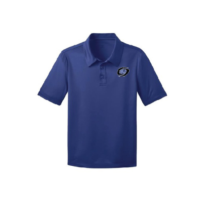 Youth Polo Blue